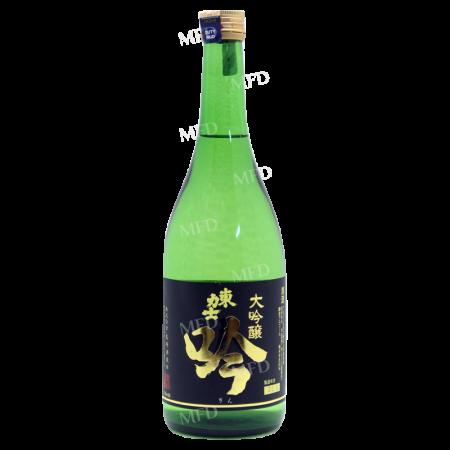 Azuma Rikishi Daiginjo Gin
